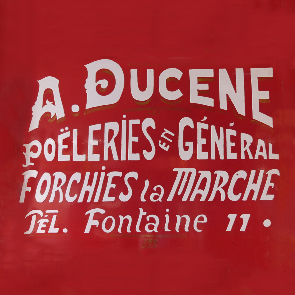 Poelerie Ducene Forchies Fontaine